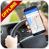 Offline GPS Navigation Maps & Route Finder