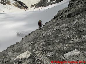 Photo: IMG_8859 sullo sfasciume della Cima della Miniera