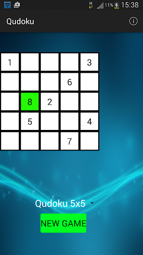 Sudoku alternative
