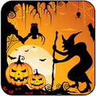 Free scary ringtones for halloween icon