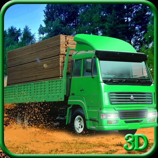 貨物トラックエクストリームオフロード 模擬 App LOGO-APP試玩