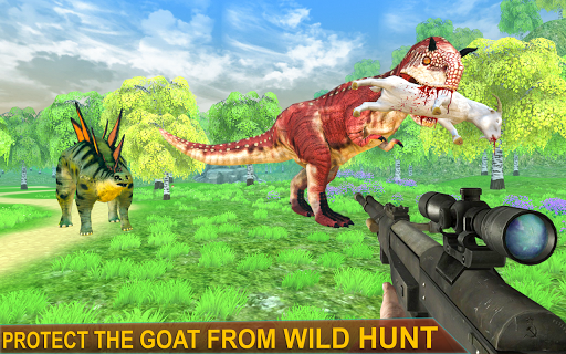 Dinosaur Shooter Free 1.0 screenshots 10