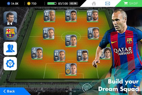 PES2017 -PRO EVOLUTION SOCCER- 1.0.1 Apk + Data
