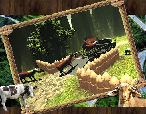Transport Truck :Farm Animals