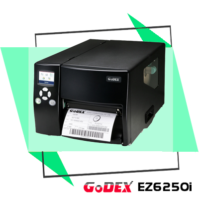 GoDEX EZ6250i là thiết bị máy in mã vạch công nghiệp vừa được cho ra mắt bởi thương hiệu GoDEX. Năng suất cải tiến, hiệu quả tối ưu
