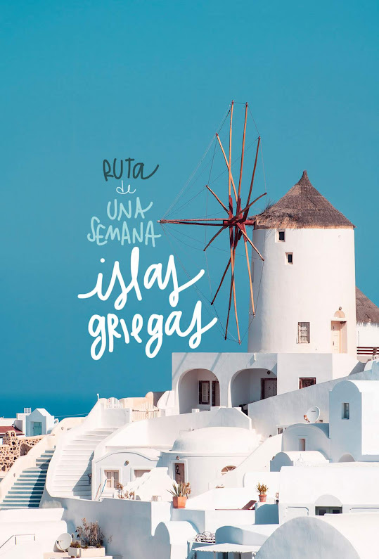 ruta islas griegas