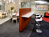 Google's Asia Pacific Office in Jakarta, Indonesia.