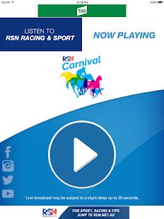 live racing radio australia