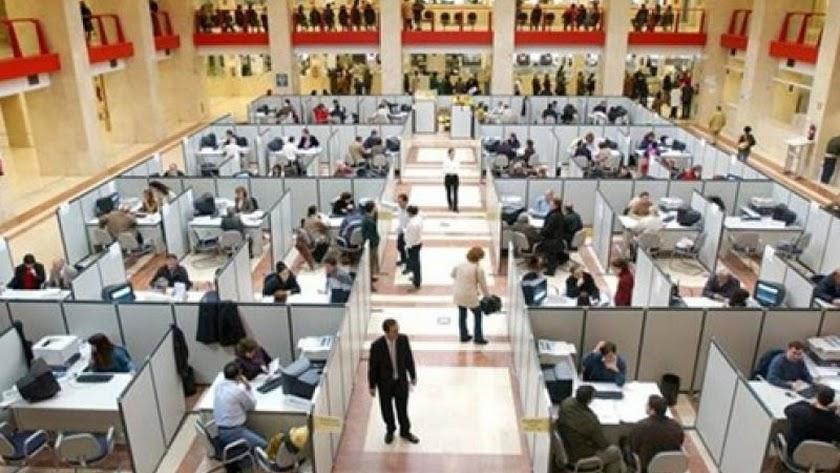 Empleados públicos de la Administración General del Estado (AGE).