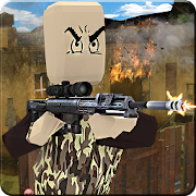 Cube Army Survival & Cube Sniper Shooter