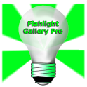 Flashlight Gallery Pro icon