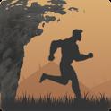 Vector Apocalypse Runner icon