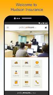 Policyensure – Insurance Agent Business App Download For Android 1
