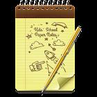 ColorNote Bloc de notas Notas icon