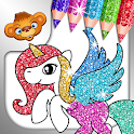 Coloring Games for Kids -Tashi icon