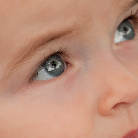 Maddy by Tanya Witzel - Babies & Children Children Candids ( child, girl, eye lashes, catch light, portrait, eyes )