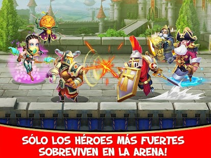 Castillo Furioso: Castle Clash- screenshot thumbnail