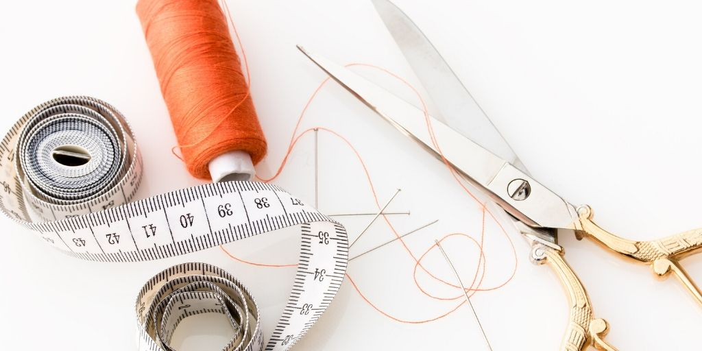 Basic embroidery stitches - sewing accessories