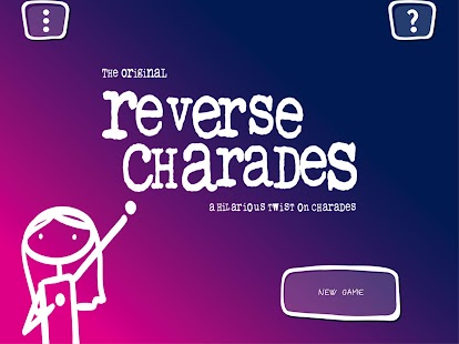 Reverse Charades - náhled