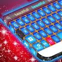 皇家蓝珍珠键盘 icon