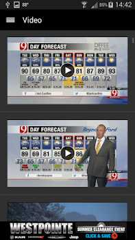 News 9 Weather