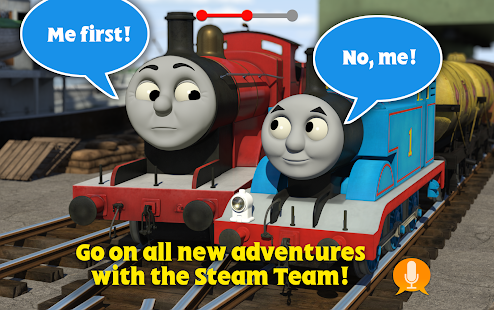 Thomas & Friends Talk to You- screenshot thumbnail