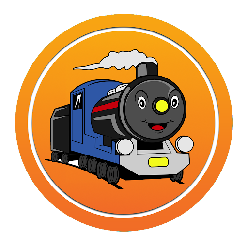 Train Toy Memory Puzzle Thomas