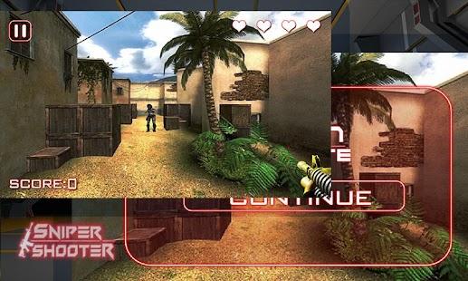 Sniper Shooter Battle Free - náhled