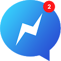 Lite Messenger for Free messages and Video Calls icon