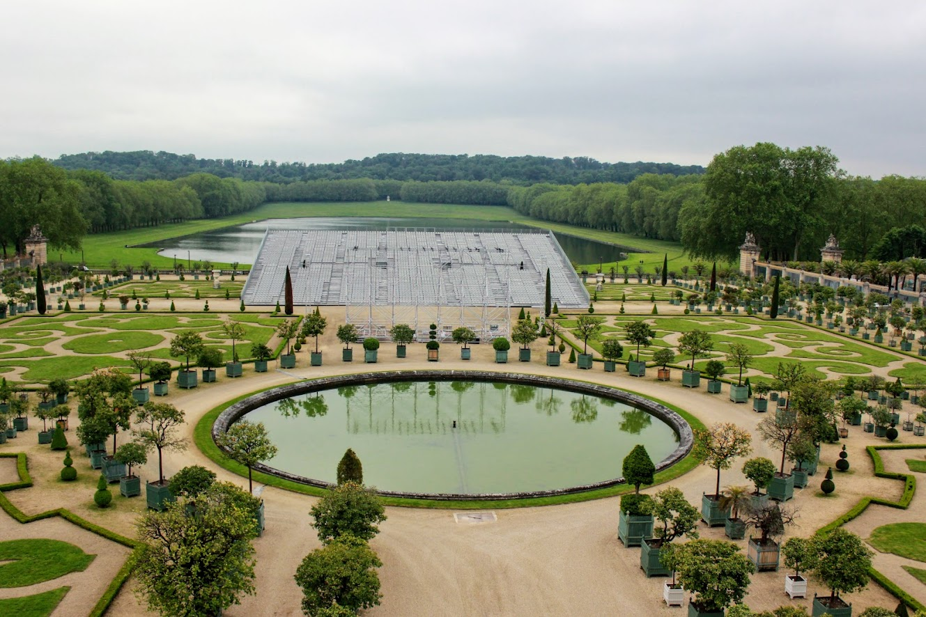 The Garden of Palace Versailles