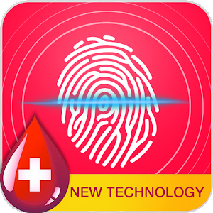 Blood Type scanner prank