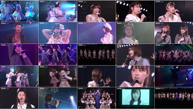 190608 AKB48 チーム8 湯浅順司「その雫は、未来へと繋がる虹になる。」公演 佐藤栞 卒業公演 DMM HD