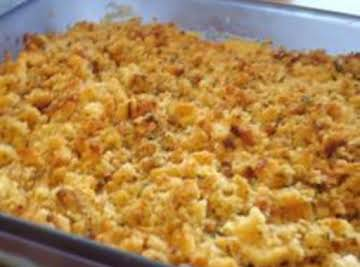 Lisa's Chicken and Stuffing Casserole