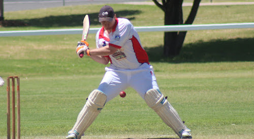 Western Imperial Razorbacks first XI opening batsman Brandon Couley scored a match-high 33 runs in his side's 99-run win against Crossroads Hotel on Saturday.