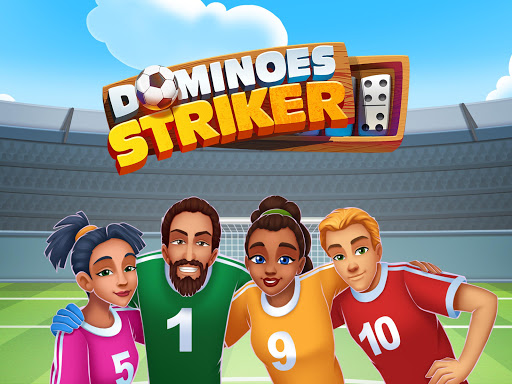 Dominoes Striker: Play Domino with a Soccer blend 2 screenshots 17