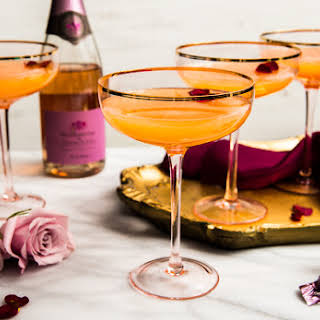Peach Nectar Cocktail.
