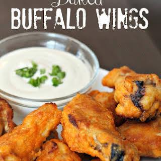 Buffalo Wings Recipes.