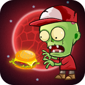 Zombies Funny Game-Foodie!