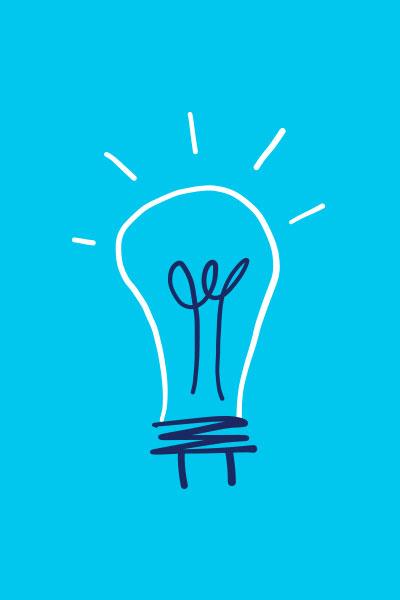 idea ! lamp