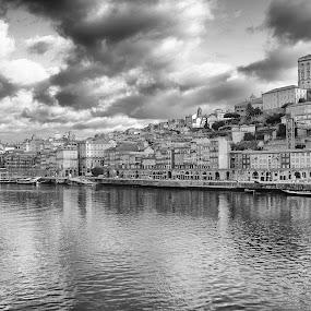 Douro river and Porto by Vasco Morais - City,  Street & Park  Historic Districts