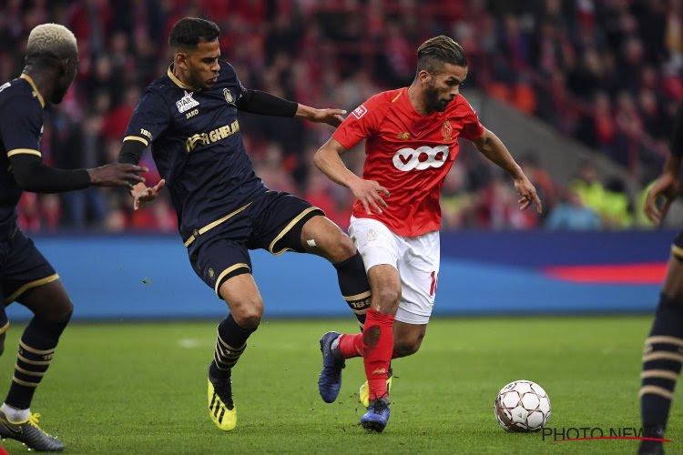 Mehdi Carcela estime qu'un autre joueur méritait le Lion belge au moins autant que lui