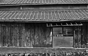 Photo: An old Japanese house in Chayamachi, Okayama Prefecture, Japan