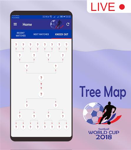 Score & Schedule : World Cup 2018 1.5 screenshots 6