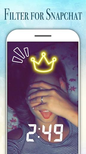 Filter for Snapchat 1.0.0 screenshots 6