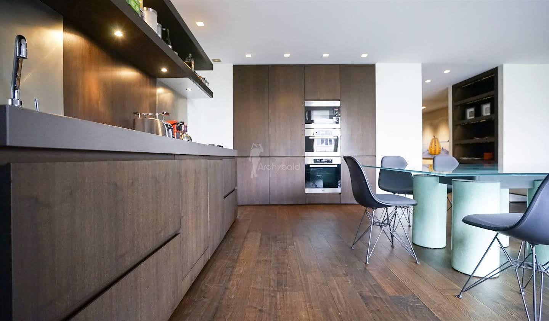 Appartement contemporain avec terrasse Bruxelles