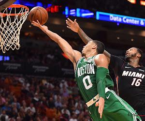 Boston Celtics hebben overtime en 53 punten van Jayson Tatum nodig tegen Minnesota Timberwolves, nederlaag voor Philadelphia 76ers