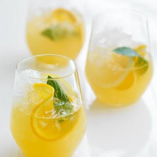 Ginger Spritzer Recipes