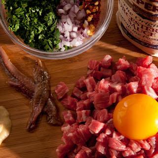 Classic Steak Tartare Recipe