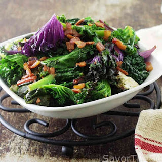 Wilted Greens Recipes
