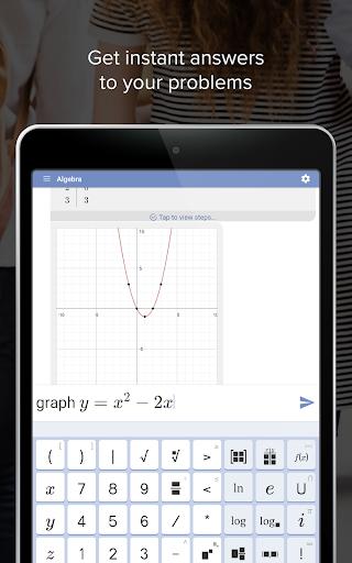 Mathway screenshot 14